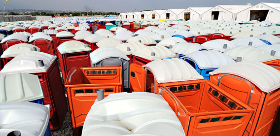 Champion Portable Toilets in Elkhart, IN